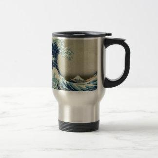 Great Wave off Kanagawa - Hokusai Coffee Mug