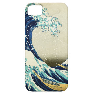 Great Wave off Kanagawa iPhone 5 Cover