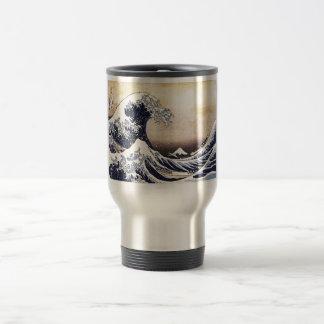 Great Wave Off Kanagawa Japanese Woodblock Print Mug