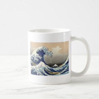 Great Wave off Kanagawa Mug