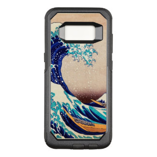 Great Wave Off Kanagawa Vintage Japanese Art OtterBox Commuter Samsung Galaxy S8 Case