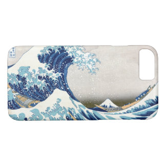 Great Wave Off Kanagawa Vintage Japanese Fine iPhone 7 Case