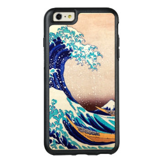 Great Wave Off Kanagawa Vintage Japanese Print Art OtterBox iPhone 6/6s Plus Case