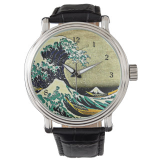 Great Wave off Kanagawa Watches