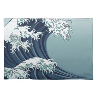 Great Wave Placemat