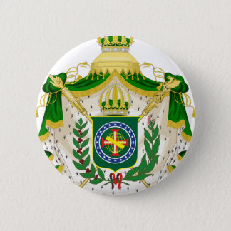Great Weapons of the Empire of Brazil 6 Cm Round Badge