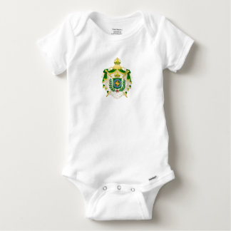 Great Weapons of the Empire of Brazil Baby Onesie