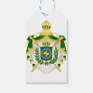 Great Weapons of the Empire of Brazil Gift Tags