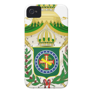 Great Weapons of the Empire of Brazil iPhone 4 Case-Mate Cases