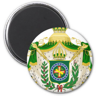 Great Weapons of the Empire of Brazil Magnet