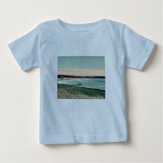 Great Western Beach Newquay Baby T-Shirt