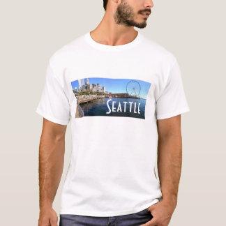 Great Wheel- Seattle T-Shirt