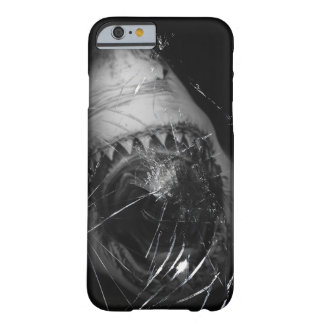 Great White Shark Attack iphone 6 cover Barely There iPhone 6 Case