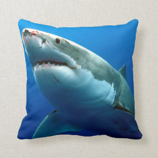 Great White Shark Cushion