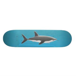 Great White Shark Skateboard