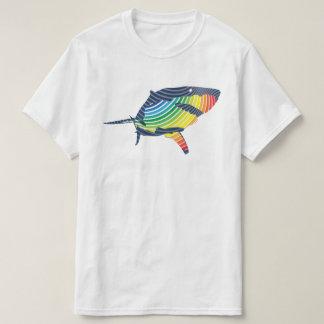 Great White Shark Swoosh T-Shirt