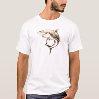 great white shark T-Shirt