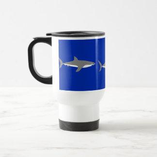 Great White Shark Travel Mug