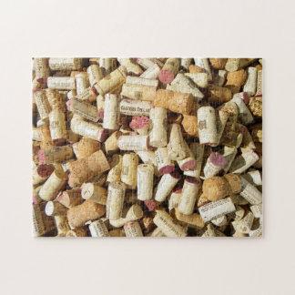 Great Wine Cork Puzzle! Puzzles