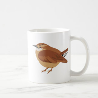Great Wren Coffee Mug