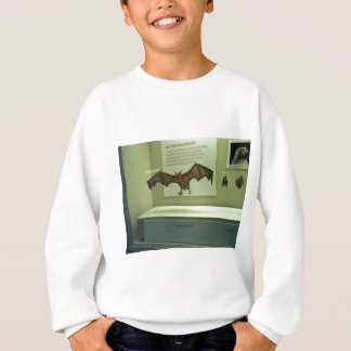 Greater Bulldog Bat (Noctilio leporinus) Sweatshirt