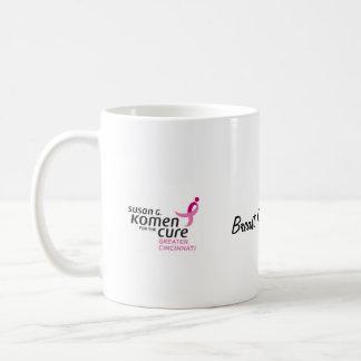 Greater Cincinnati Race for the Cure Coffee Mug