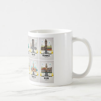 Greater Manchester Coffee Mug