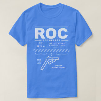 Greater Rochester Int'l Airport ROC T-Shirt