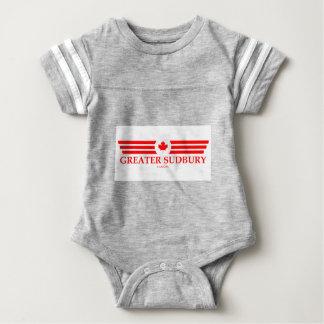 GREATER SUDBURY BABY BODYSUIT