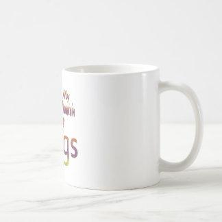 Greater Swiss Mountain designs Coffee Mugs