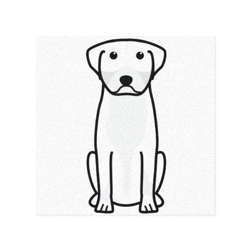 Greater Swiss Mountain Dog Cartoon Canvas Prints