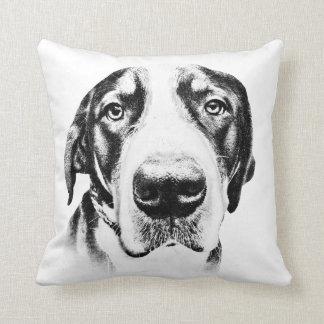 Greater Swiss Mountain Dog Cushion