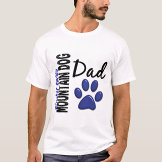 Greater Swiss Mountain Dog Dad 2 T-Shirt