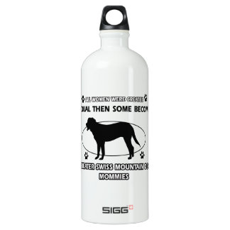 Greater swiss mountain dog designs SIGG traveller 1.0L water bottle