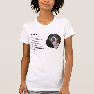 Greater Swiss Mountain Dog Gifts T-Shirt
