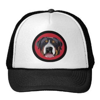 GREATER SWISS MOUNTAIN DOG MESH HATS