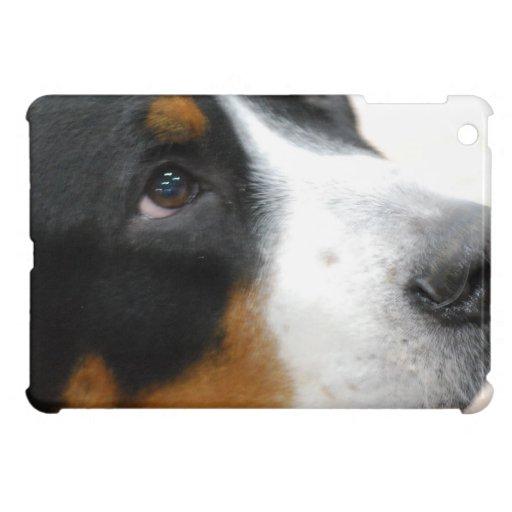 Greater Swiss Mountain Dog iPad Mini Case