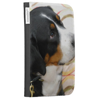 Greater Swiss Mountain Dog Kindle Case