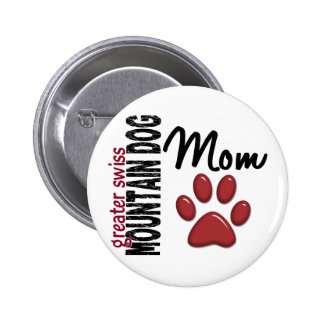 Greater Swiss Mountain Dog Mom 2 Pins