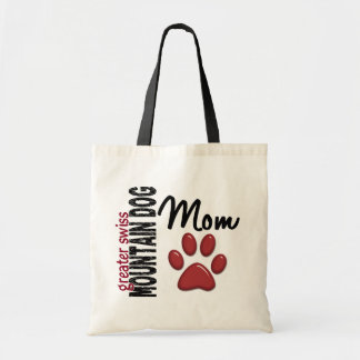 Greater Swiss Mountain Dog Mom 2 Canvas Bag