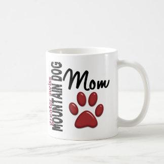 Greater Swiss Mountain Dog Mom 2 Basic White Mug