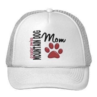 Greater Swiss Mountain Dog Mom 2 Trucker Hat