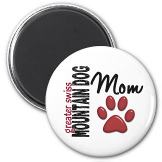 Greater Swiss Mountain Dog Mom 2 Magnet