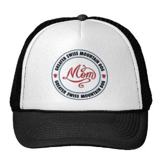 GREATER SWISS MOUNTAIN DOG mom Hats