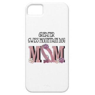 Greater Swiss Mountain Dog MOM iPhone 5 Cases