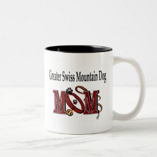 Greater Swiss Mountain Dog Mom Mug