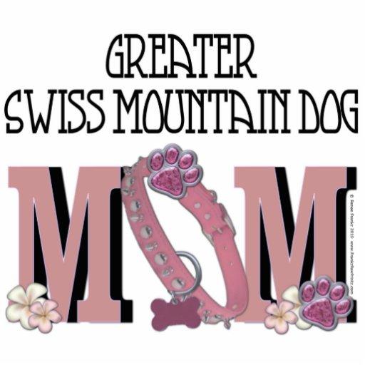 Greater Swiss Mountain Dog MOM Photo Cutout
