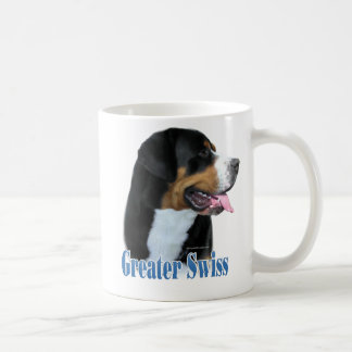 Greater Swiss Mountain Dog Name Mugs