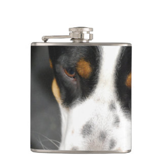 Greater Swiss Mountain Dog Flasks
