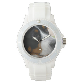 Greater Swiss Mountain Dog Wristwatches